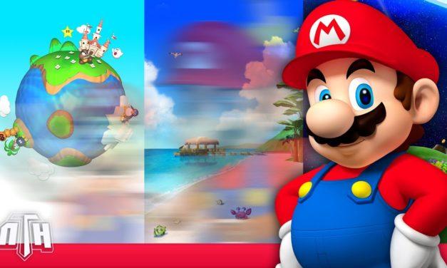 [NTH GAMEPLAY] Repassem les aventures en 3D de Super Mario