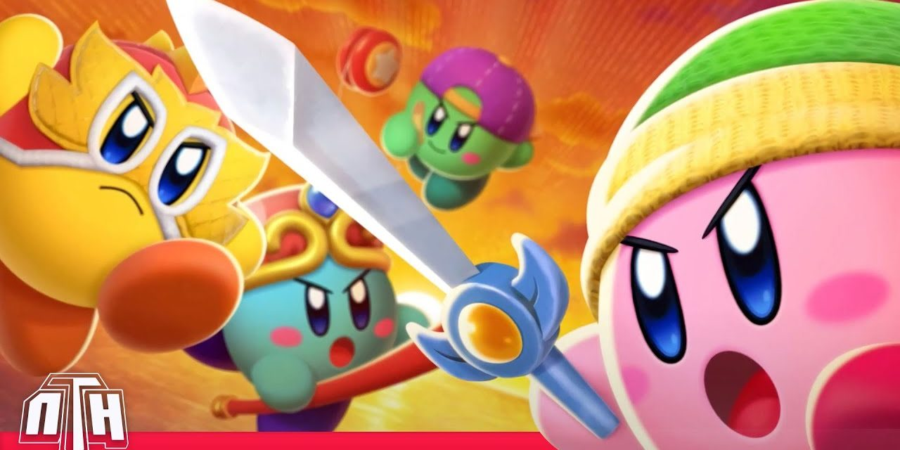 [PRIMERES IMPRESSIONS] Kirby Fighters 2 (Nintendo Switch)