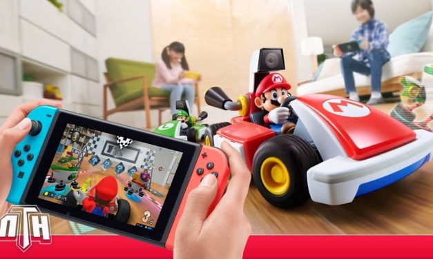 [NTH Unboxing + Gameplay] Mario Kart Live: Home Circuit