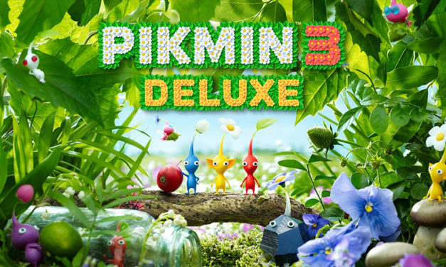 [ESTRENA] Pikmin 3 Deluxe (Nintendo Switch)