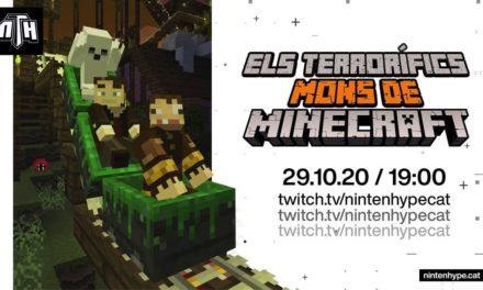[NTH Gameplay] Els terrorífics mons de Minecraft I Horror FaNTHàstic 2020