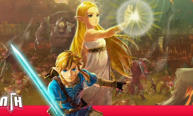[NTH UNBOXING] Hyrule Warriors: Age of Calamity (Nintendo Switch)