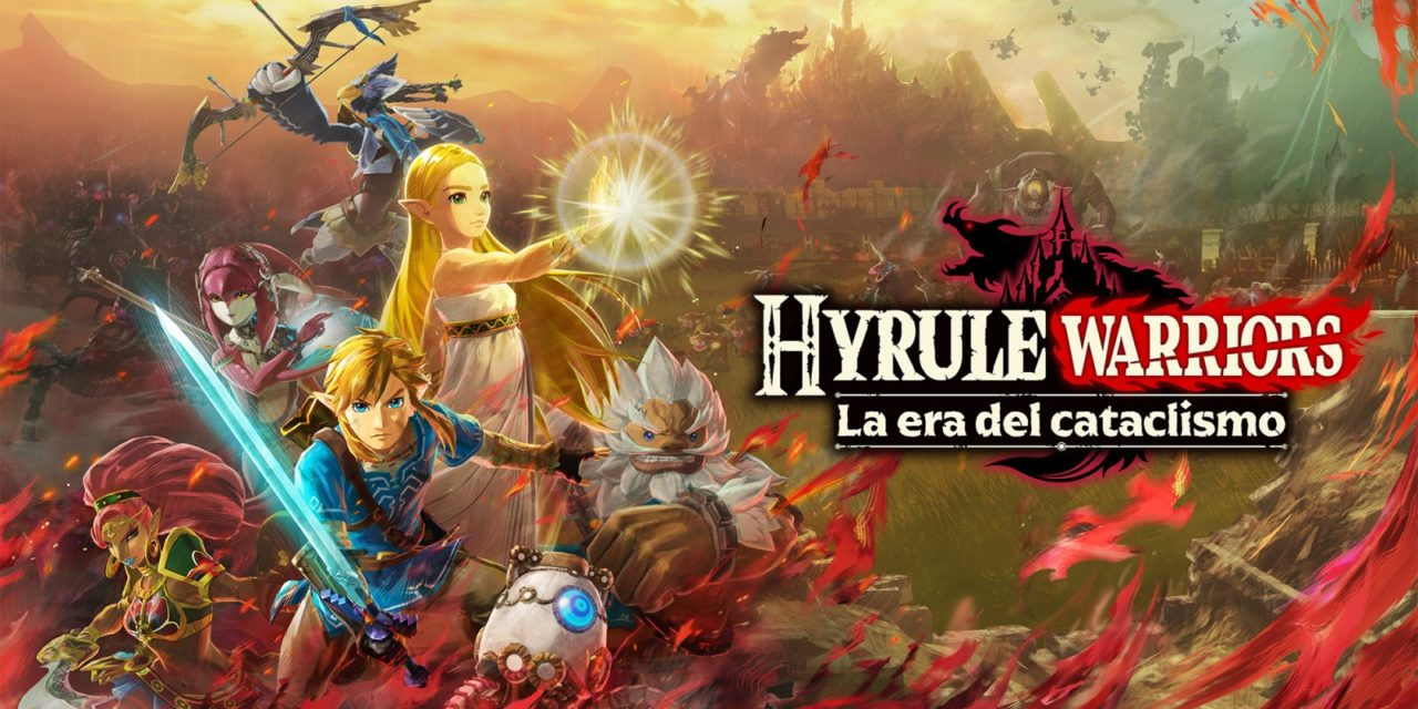[ESTRENA] Hyrule Warriors: L'Era de la Calamitat (Nintendo Switch)
