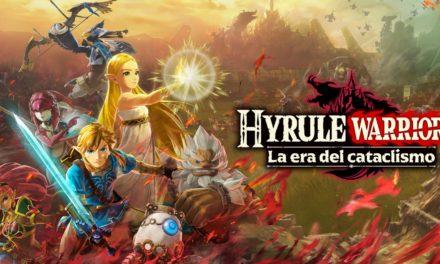[ESTRENA] Hyrule Warriors: L'Era de la Calamitat (Nintendo Switch)