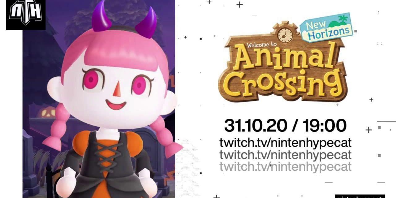 [NTH Gameplay] Castanyada terrorífica a Animal Crossing! I Horror FaNTHàstic 2020