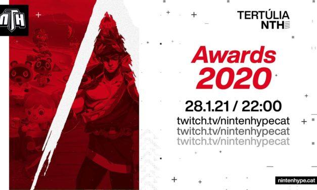 [NTH] NTH Awards 2020 (amb @mironet20, @Rockstr_85, @reiseken i @JordiNth)
