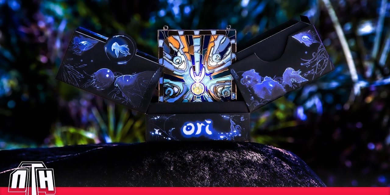 [NTH UNBOXING] Ori: Collector's Edition (Nintendo Switch)