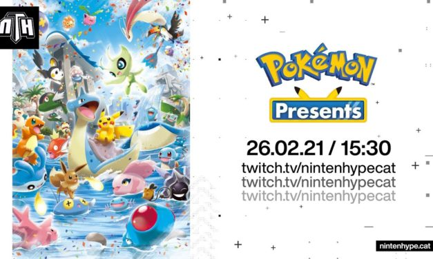[NTH DIRECT] Pokémon Presents 26/02/21 (amb 3DNassos)
