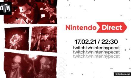 [NTH DIRECT] Nintenhype Direct 17/02/21 (amb Aventura x Japó)