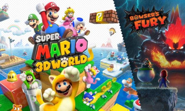 [ESTRENA] Super Mario 3D World + Bowser's Fury (Nintendo Switch)