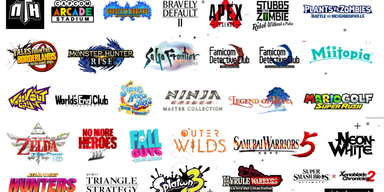 [NTH DIRECT] Llistat d'anuncis Nintendo Direct 17/02/2021