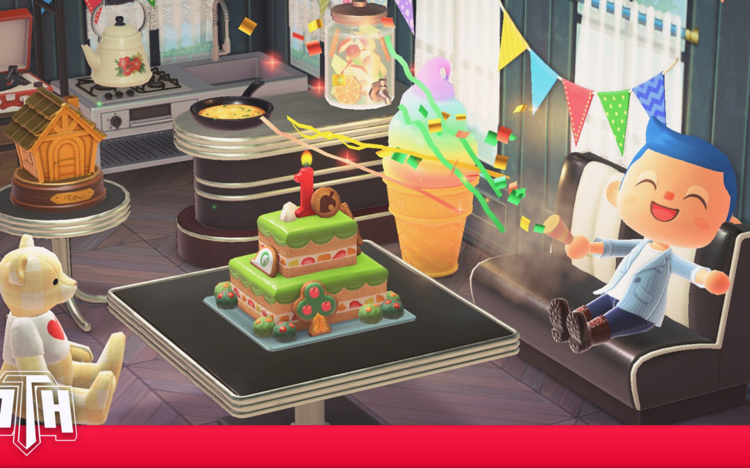 [NOTÍCIA] Animal Crossing: New Horizons celebra el seu 1r aniversari!