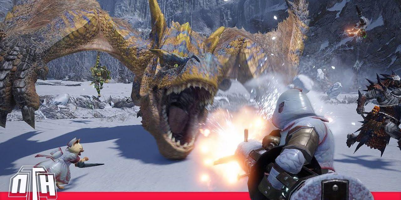 [NTH Unboxing] Edició especial Monster Hunter: Rise (Nintendo Switch)