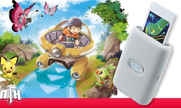[NTH Unboxing] Fujifilm Instax Mini Link (Edició especial Nintendo Switch)