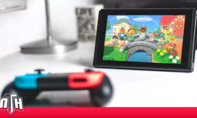 [NOTÍCIA] Nintendo tanca un any fiscal d'autèntic rècord