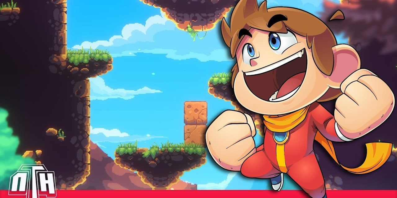 [NTH UNBOXING] Signature Edition d'Alex Kidd in Miracle World DX (Nintendo Switch)