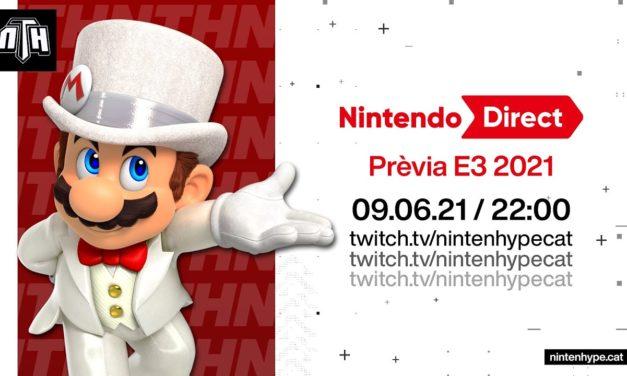[NTH] Tertúlia prèvia al Nintendo Direct de l'E3 2021