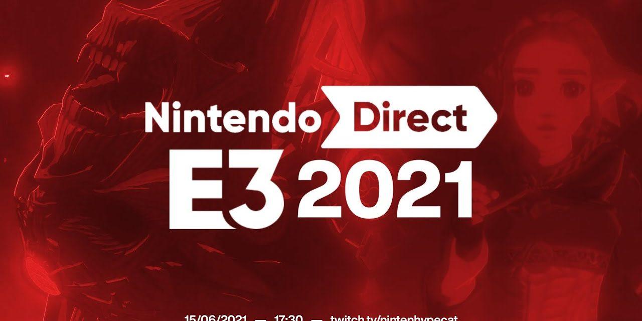 [NTH] Nintendo Direct 15/06/21 | E32021