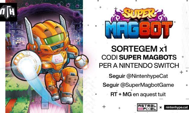 [SORTEIG NTH] Clau de Super Magbot per a Nintendo Switch!