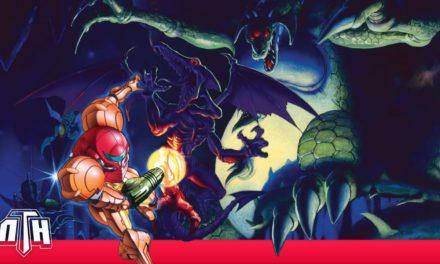 La història de Samus: Super Metroid (SNES)
