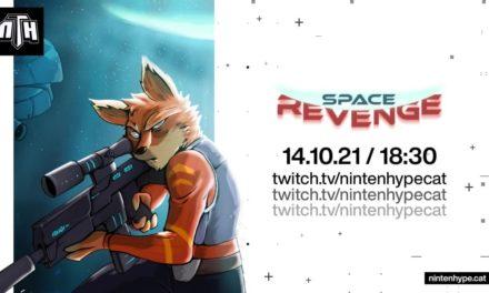 [NTH] Partida a l'Space Revenge + Entrevista al desenvolupador (Eskema Games)